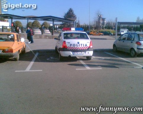 romanian police funny picture