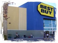 PlayStation 3 line bestbuy