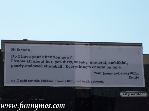 that girl emily revenge billboard