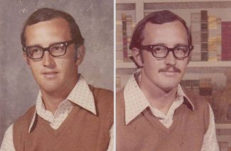 Teacher Wears Same Outfit to Picture Day for 40 Years