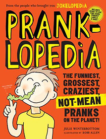 funny book of innocent pranks