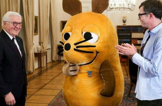 In Germany, The Mouse Received The Order of Merit.