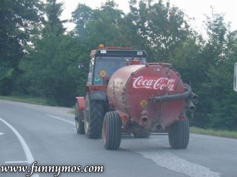 Funny Coca-Cola Picture