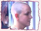 britney spears shaved head