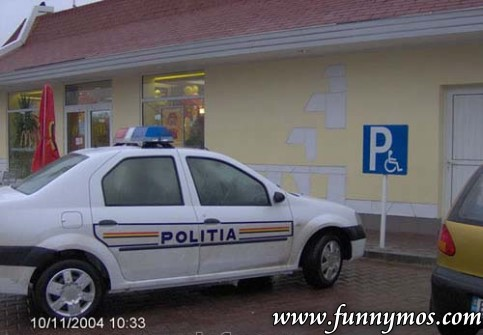 Funny police picture