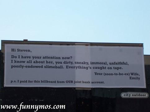 that girl emily revenge billboard