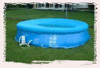 pool theft