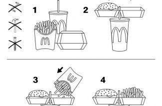 McDonald's Meal Hack