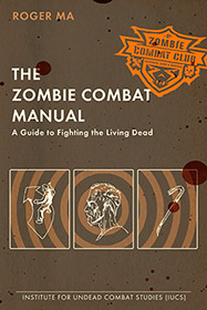 weird book about fighting with zombies