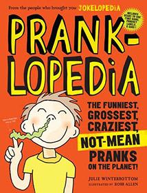 funny book of innocent pranks